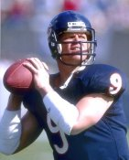 Jim McMahon LIMITED STOCK Chicago Bears 8X10 Photo
