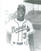 Juan Pizarro Milwaukee Braves LIMITED STOCK 8X10 Photo