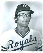 Darrell Porter Kansas City Royals LIMITED STOCK 8X10 Photo