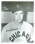 Eddie Robinson Chicago White Sox LIMITED STOCK 8X10 Photo