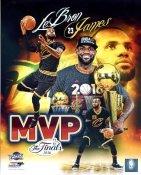 Lebron James 2016 NBA Finals MVP Composite Cleveland Cavaliers SATIN 8X10 Photo LIMITED STOCK