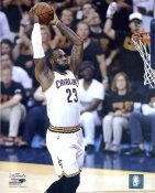 Lebron James 2016 NBA Finals Game 6 Cleveland Cavaliers SATIN 8X10 Photo LIMITED STOCK