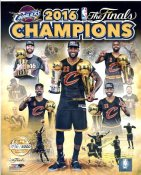 Cleveland Cavaliers 2016 Champions Limited Numbered Edition SATIN 8X10 Photo LIMITED STOCK