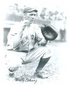 Wally Schang New York Yankees LIMITED STOCK 8X10 Photo