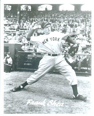 Frank Shea New York Giants LIMITED STOCK 8X10 Photo