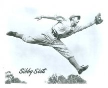 Sibby Sisti Boston Braves LIMITED STOCK 8X10 Photo