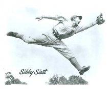 Sibby Sisti Boston Braves LIMITED STOCK 8X10 Photo