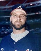 Pete Smith Atlanta Braves LIMITED STOCK 8X10 Photo