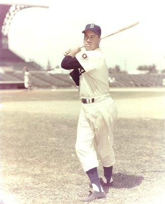 Duke Snider Brooklyn Dodgers LIMITED STOCK 8X10 Photo