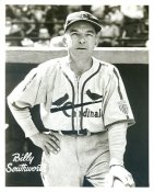 Billy Southworth St. Louis Cardinals LIMITED STOCK 8X10 Photo