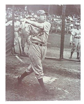 Eddie Stanky Brooklyn Dodgers LIMITED STOCK 8X10 Photo