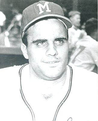 Joe Torre Milwaukee Braves LIMITED STOCK 8X10 Photo