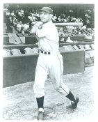 Hal Trosky Cleveland Indians LIMITED STOCK 8X10 Photo