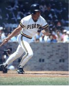 Andy Van Slyke Pittsburgh Pirates Dark Exposure LIMITED STOCK 8X10 Photo