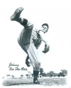 Johnny VanDer Meer Chicago Cubs LIMITED STOCK 8X10 Photo