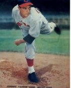 Johnny VanDer Meer Cleveland Indians Blurry LIMITED STOCK 8X10 Photo