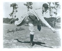 Bucky Walters Cincinnati Reds LIMITED STOCK 8X10 Photo
