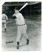 Vic Wertz Detroit Tigers LIMITED STOCK 8X10 Photo