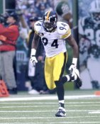 Lawrence Timmons Pittsburgh Steelers LIMITED STOCK SATIN 8x10 Photo