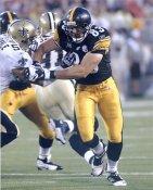 Heath Miller Pittsburgh Steelers LIMITED STOCK SATIN 8x10 Photo