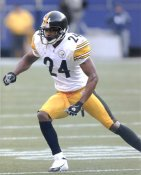 Ike Taylor Pittsburgh Steelers LIMITED STOCK 8x10 Photo