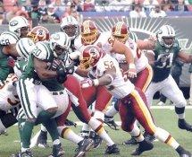 Rocky McIntosh Washington Redskins LIMITED STOCK SATIN 8X10 Photo