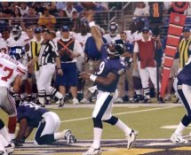 Steve McNair Baltimore Ravens LIMITED STOCK 8X10 Photo