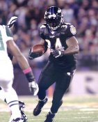 Ricky Williams Baltimore Ravens LIMITED STOCK SATIN 8X10 Photo