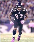 Torrey Smith Baltimore Ravens LIMITED STOCK SATIN 8X10 Photo