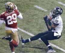 Jacoby Jones Baltimore Ravens LIMITED STOCK SATIN 8X10 Photo