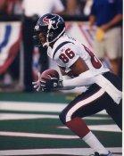 Jabar Gaffney Houston Texans LIMITED STOCK 8X10 Photo