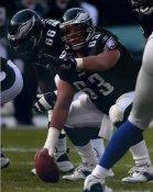 Hank Fraley Philadelphia Eagles LIMITED STOCK 8X10 Photo