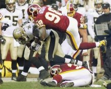 Brian Orakpo Washington Redskins LIMITED STOCK 8x10 Photo