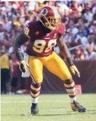Brian Orakpo Washington Redskins LIMITED STOCK SATIN 8x10 Photo