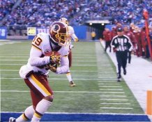 Santana Moss Washington Redskins LIMITED STOCK 8x10 Photo