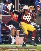 Pierre Garcon Washington Redskins LIMITED STOCK SATIN 8x10 Photo