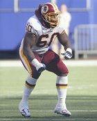 Chris Samuels Washington Redskins LIMITED STOCK SATIN 8x10 Photo