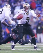 Drew Brees New Orleans Saints LIMITED STOCK SATIN 8x10 Photo