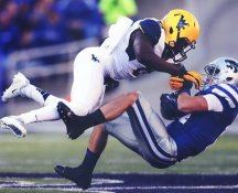 Karl Joseph West Virginia University LIMITED STOCK SATIN 8X10 Photo
