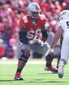 Taylor Decker Ohio State LIMITED STOCK SATIN 8X10 Photo