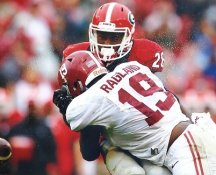 Reggie Ragland Alabama Crimson Tide LIMITED STOCK SATIN 8X10 Photo