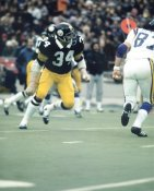 Andy Russell Pittsburgh Steelers LIMITED STOCK SATIN 8x10 Photo