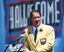 Jim Kelly Hall of Fame Buffalo Bills LIMITED STOCK 8X10 Photo