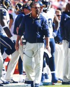 Gregg Williams L.A. Rams LIMITED STOCK SATIN 8X10 Photo