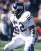 Pepper Johnson New York Giants LIMITED STOCK SATIN 8X10 Photo