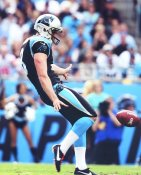 Brad Nortman Carolina Panthers LIMITED STOCK SATIN 8x10 Photo