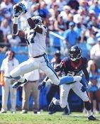 Devin Funchess Carolina Panthers LIMITED STOCK SATIN 8X10 Photo