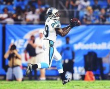 Ted Ginn Carolina Panthers LIMITED STOCK SATIN 8X10 Photo