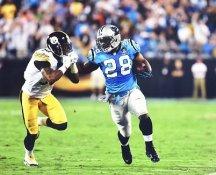 Jonathan Stewart Carolina Panthers LIMITED STOCK SATIN 8X10 Photo