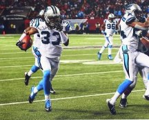 Tre Boston Carolina Panthers LIMITED STOCK SATIN 8X10 Photo